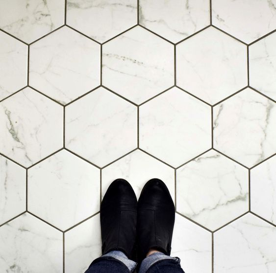 hexagon porcelain field tile Things You Should Know About Porcelain Tiles
