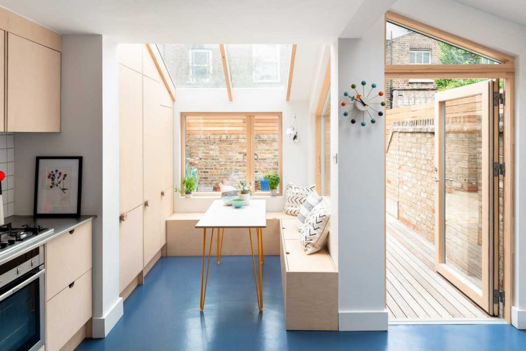 %name Victorian Terraced Family Home Renovation By Paper House Project