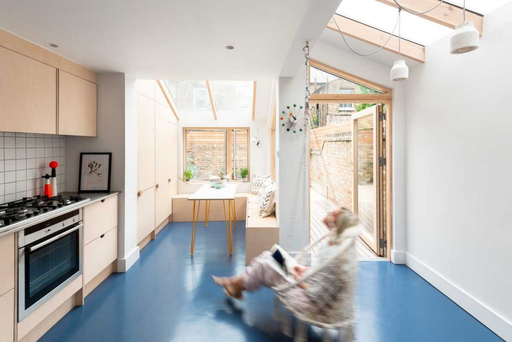 Victorian Terraced Family Home Renovation By Paper House Project