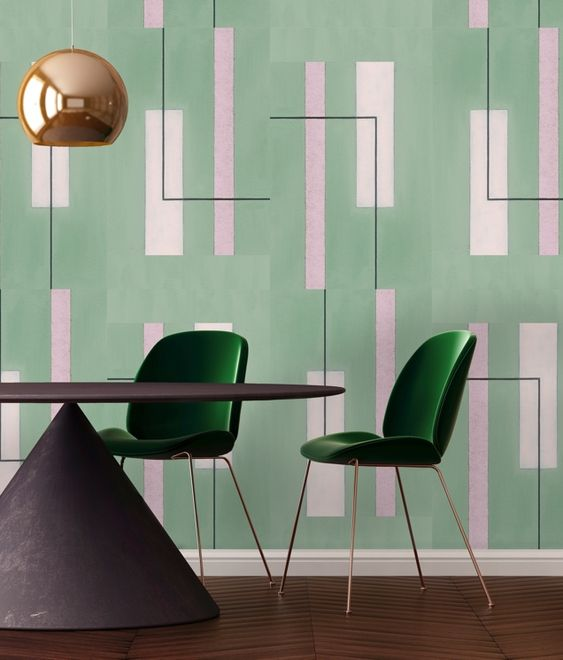avant garde wallpaper How to Find the Best Soundproof Wallpaper for your Home