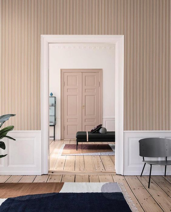 thin line wallpaper How to Find the Best Soundproof Wallpaper for your Home