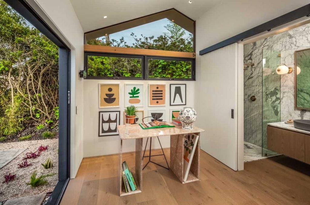 %name Single story gem in Rue Adriane by The Brown Studio, Inc