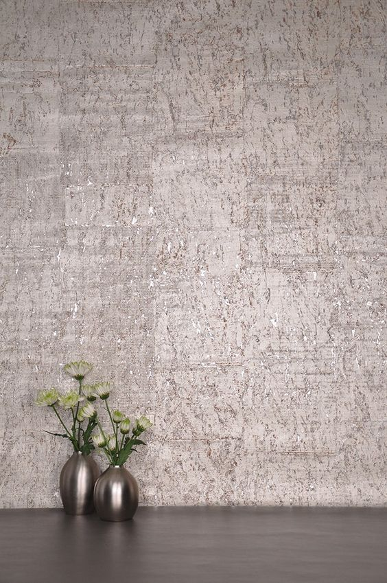 cork wallpaper Tips On How To Decorate The Interior Of A High Rise Apartment