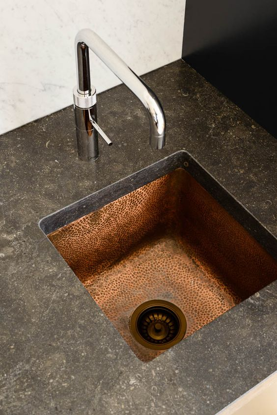 hammered copper sink Why a copper sink is well worth buying