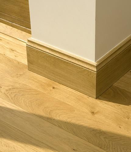 oak skirting boards matching flooring Main differences between MDF and Oak Skirting Boards
