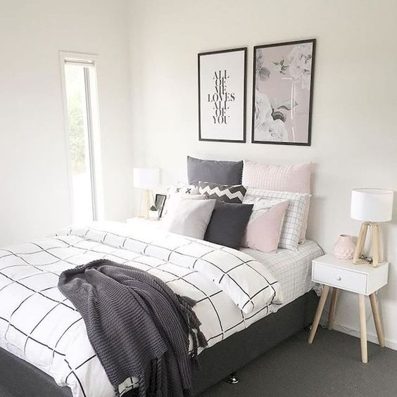 simple bedding How Unique Bedding Can Really Bring Your Bedroom To Life