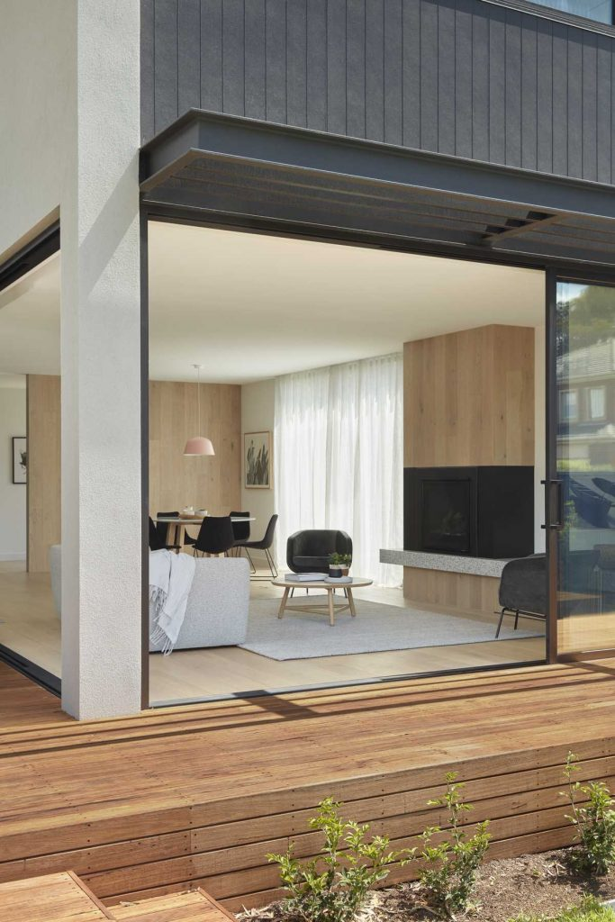 %name Spotted Gum Tree House by Merrylees Architecture