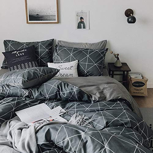 geometric bedding Ride the Geometric Wave: The Latest Home Design Trend