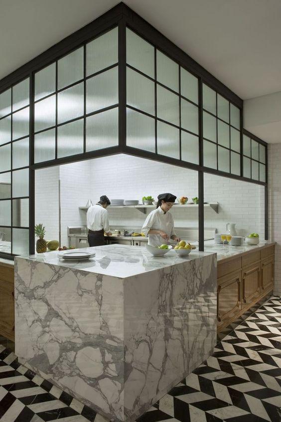 minimalist restaurant interior 7 Maintenance Tips For Keeping Restaurant Kitchens In A Great Shape