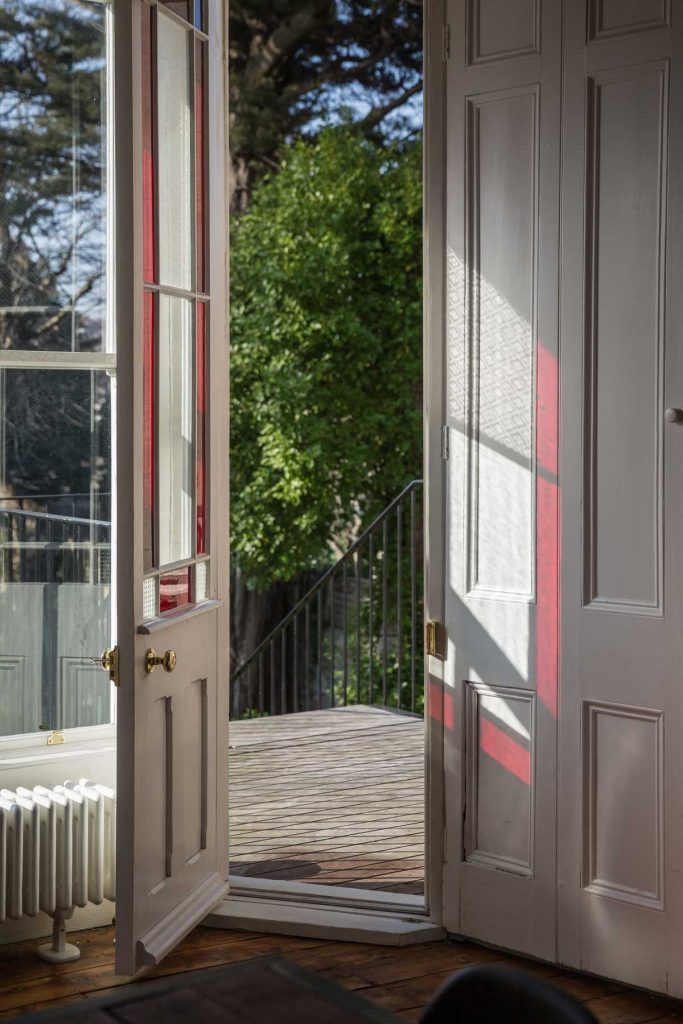 %name House in Rathgar by Arigho Larmour Wheeler Architects