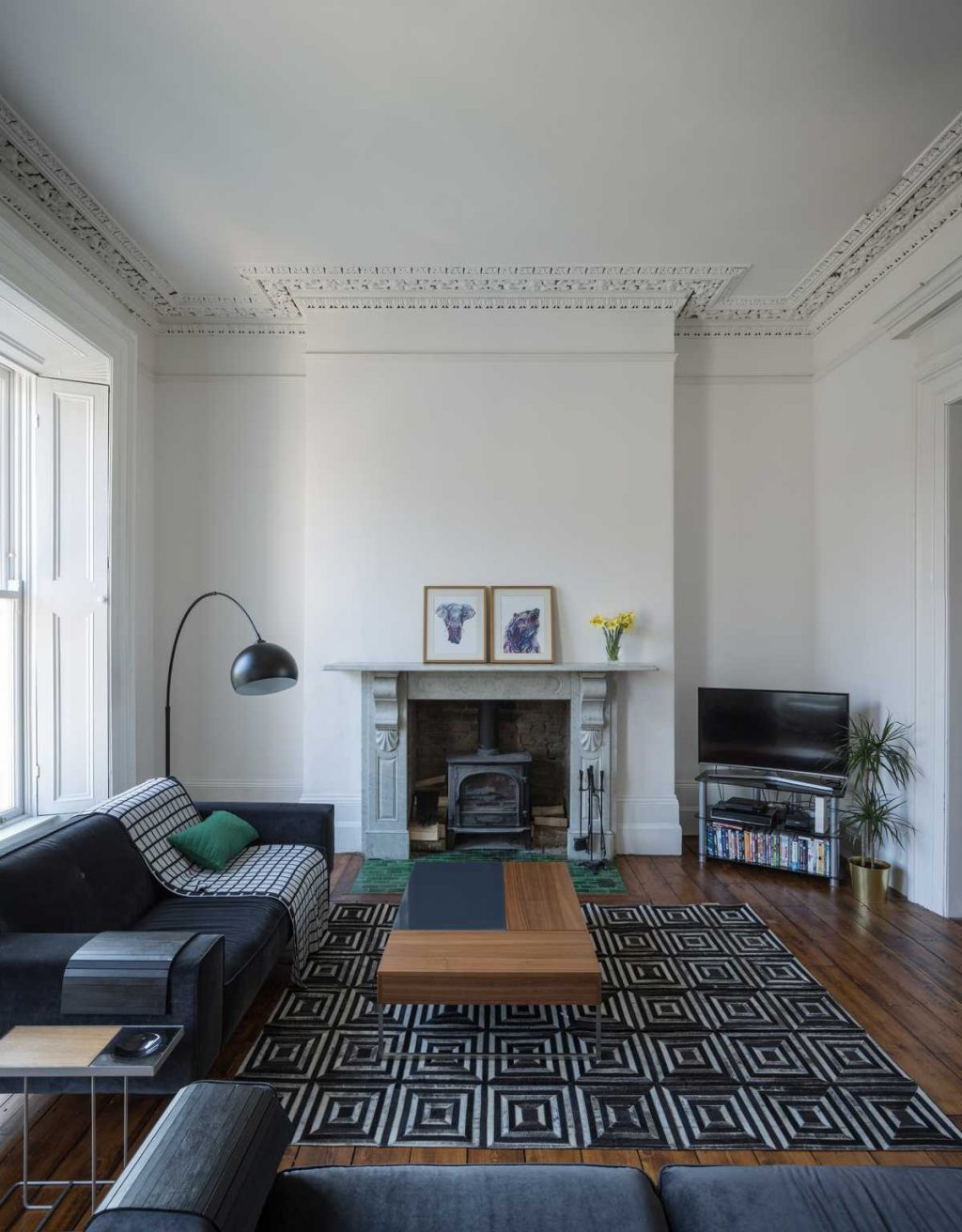 House in Rathgar by Arigho Larmour Wheeler Architects