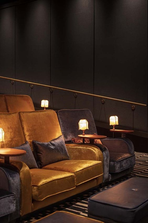 home cinema Life of Luxury: 5 different leisure facilities available in buy to let apartments
