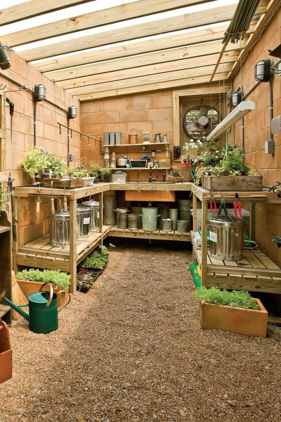 organized garden shed How To Choose The Right Shed For Your Backyard Space