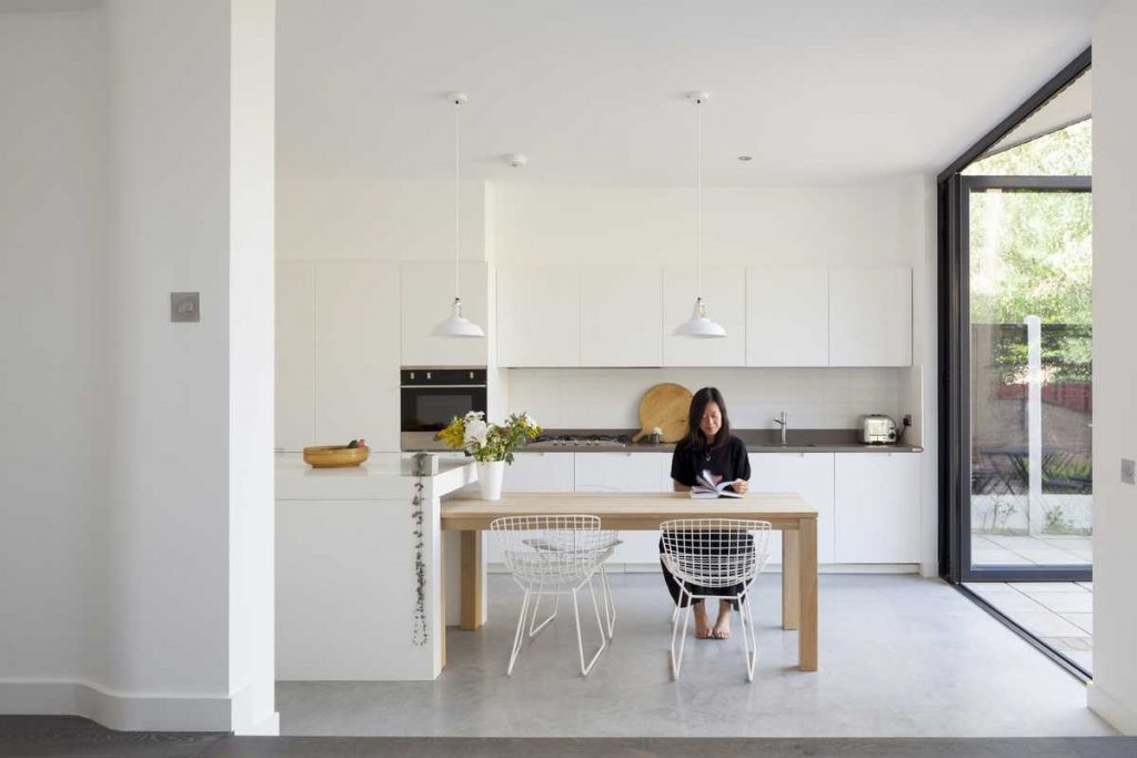 %name Minimal living by Scenario Architecture