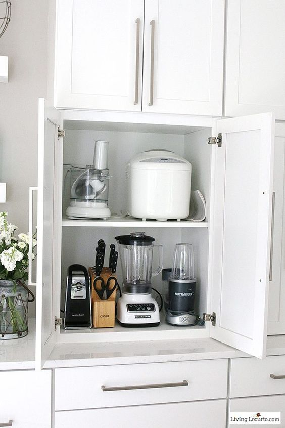 kitchen cabinet organization Four Maintenance Tips for a Well Functioning Kitchen