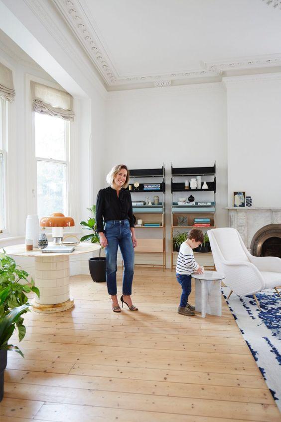 wooden floor 7 Interior Design Ideas for the Summer