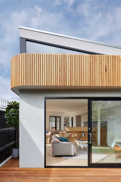 A three-bedroom home in Melbourn by ROAM Architects