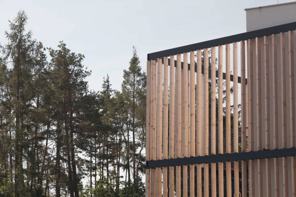 %name Exceptional residential houses in Prague by boq architekti