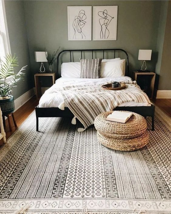 minimalist master suite 7 Improvements That Increases Your Home Value