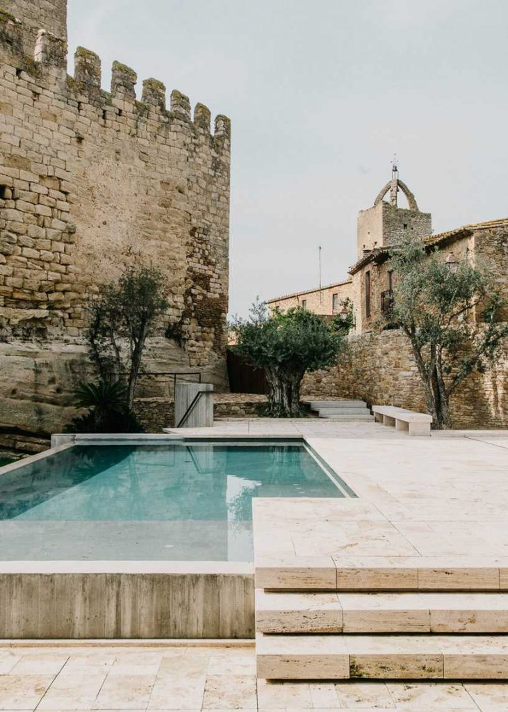 a small swimming pool in catalonia 731x1024 Amazing Pools: 8 Most Beautiful Swimming Pools in the World