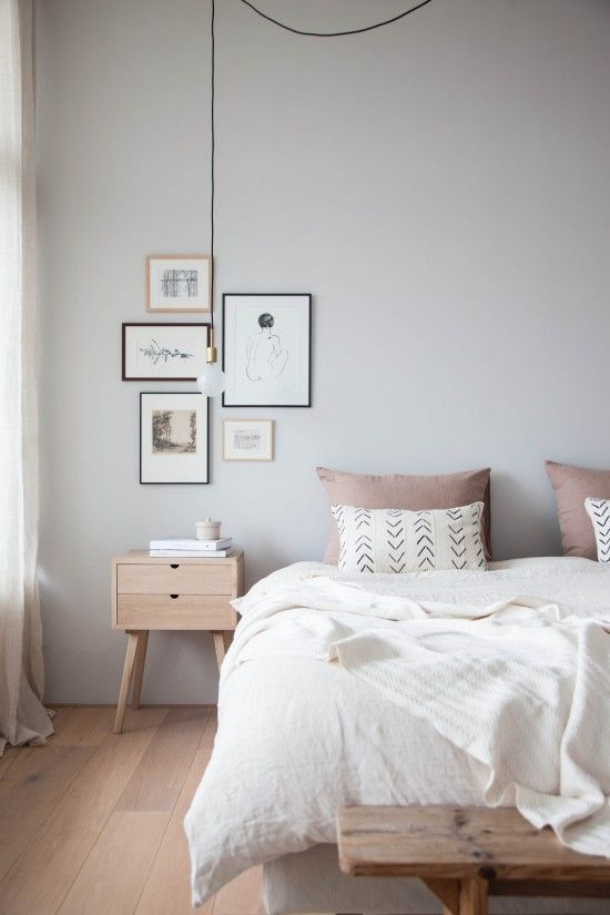 hanging night lamp 5 Of The Easiest Ways To Upgrade Your Master Bedroom