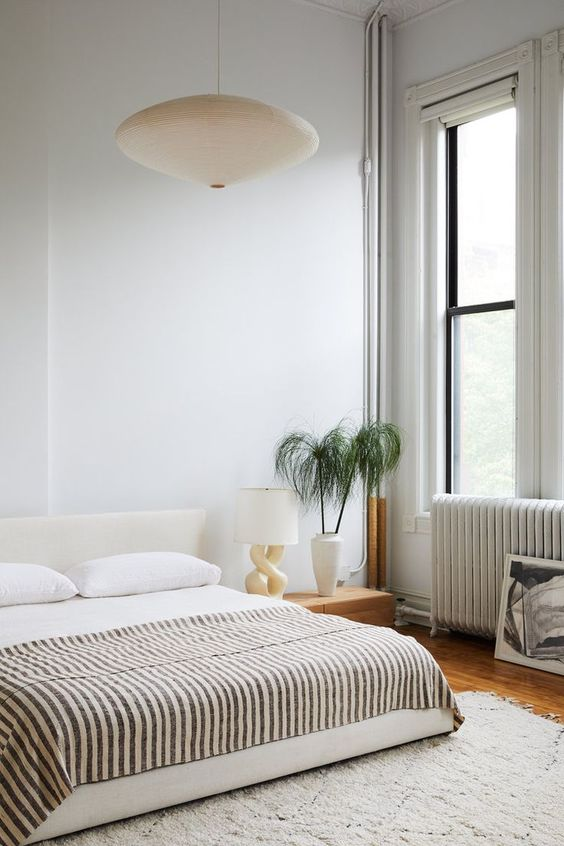 minimalistic bedroom interior What Does It Mean When a Mattress is Organic?