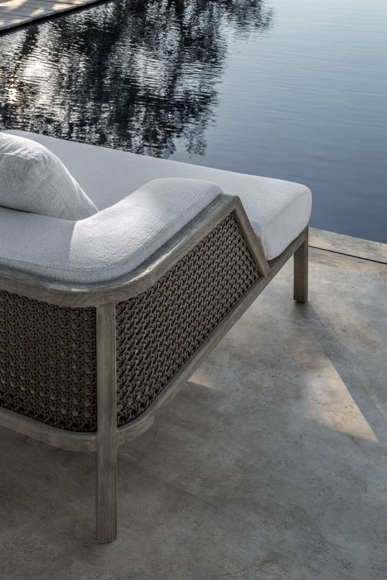 poolside furniture How to Create A Thrilling Outdoor Space