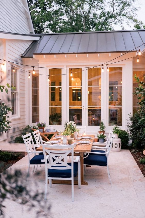 How to Create A Thrilling Outdoor Space