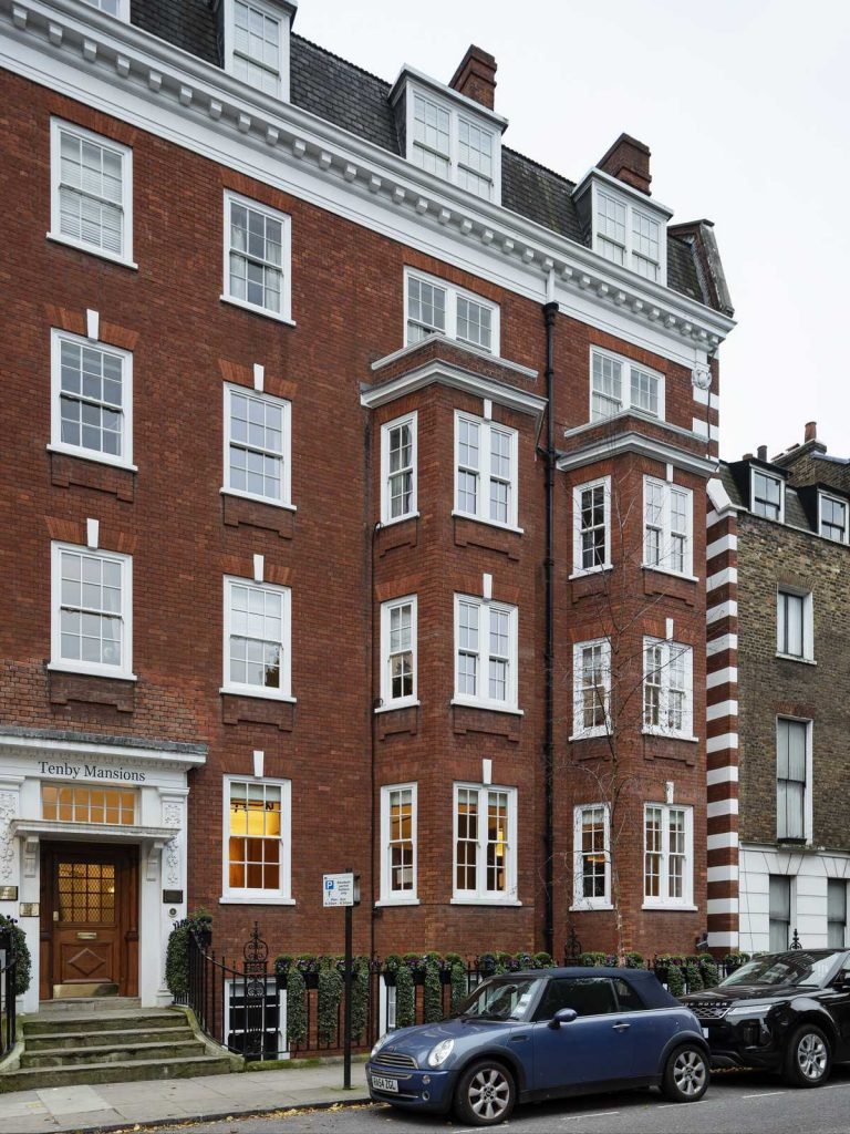 %name A Renovation Of a Flat in Edwardian mansion block