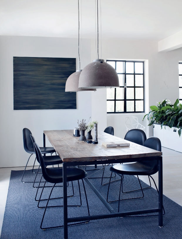 Lively Danish Apartment