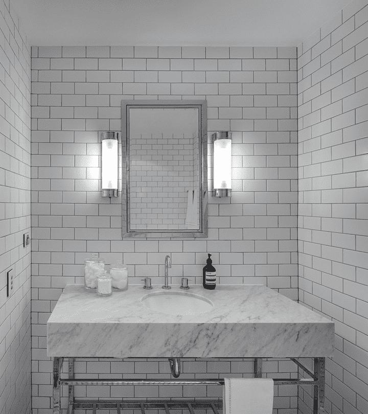 79ideas bathroom Clean and Elegant Sidney House