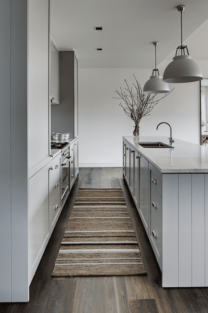 79ideas grey kitchen Clean and Elegant Sidney House
