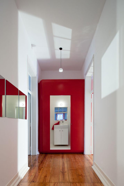 GMG House Pedro Gadanho 10 Multicolor and Contemporary Interior in Portugal