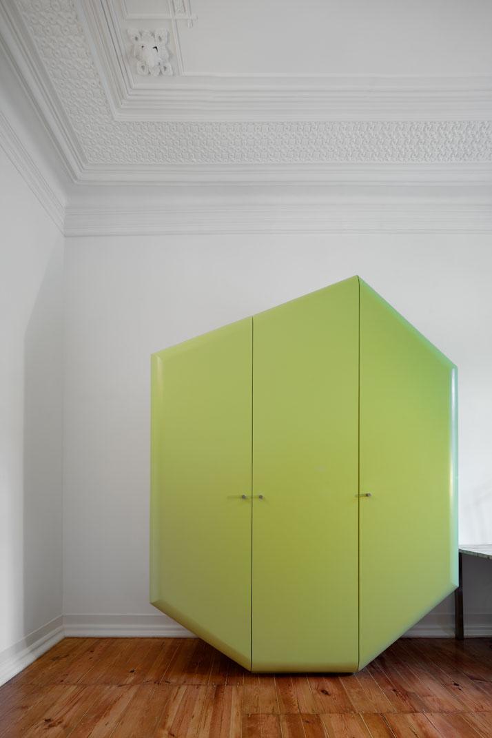 GMG House Pedro Gadanho 15 Multicolor and Contemporary Interior in Portugal