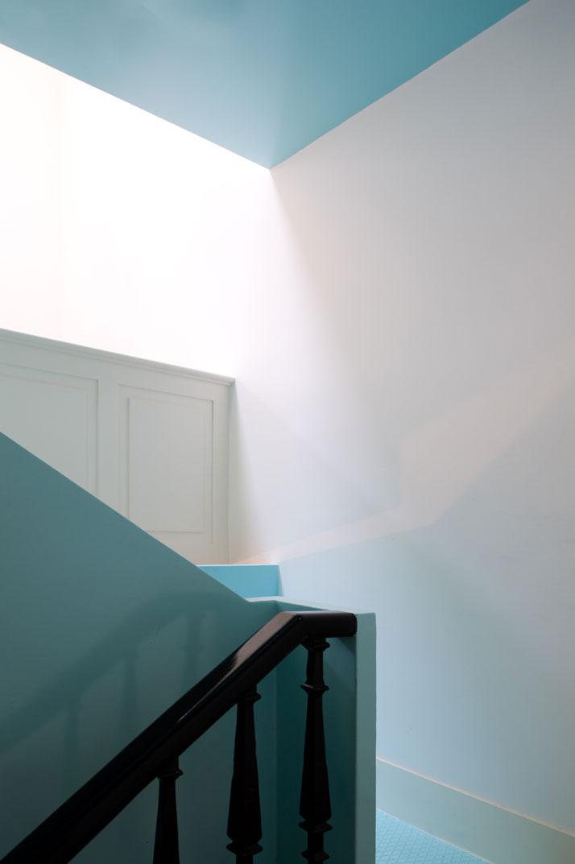 GMG House Pedro Gadanho 6 Multicolor and Contemporary Interior in Portugal