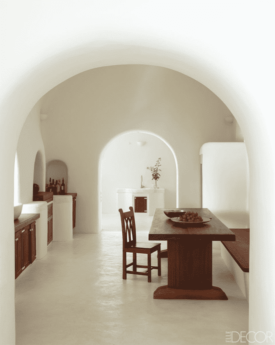 s1 Mediterranean inspired interior: airy fairy and brightness