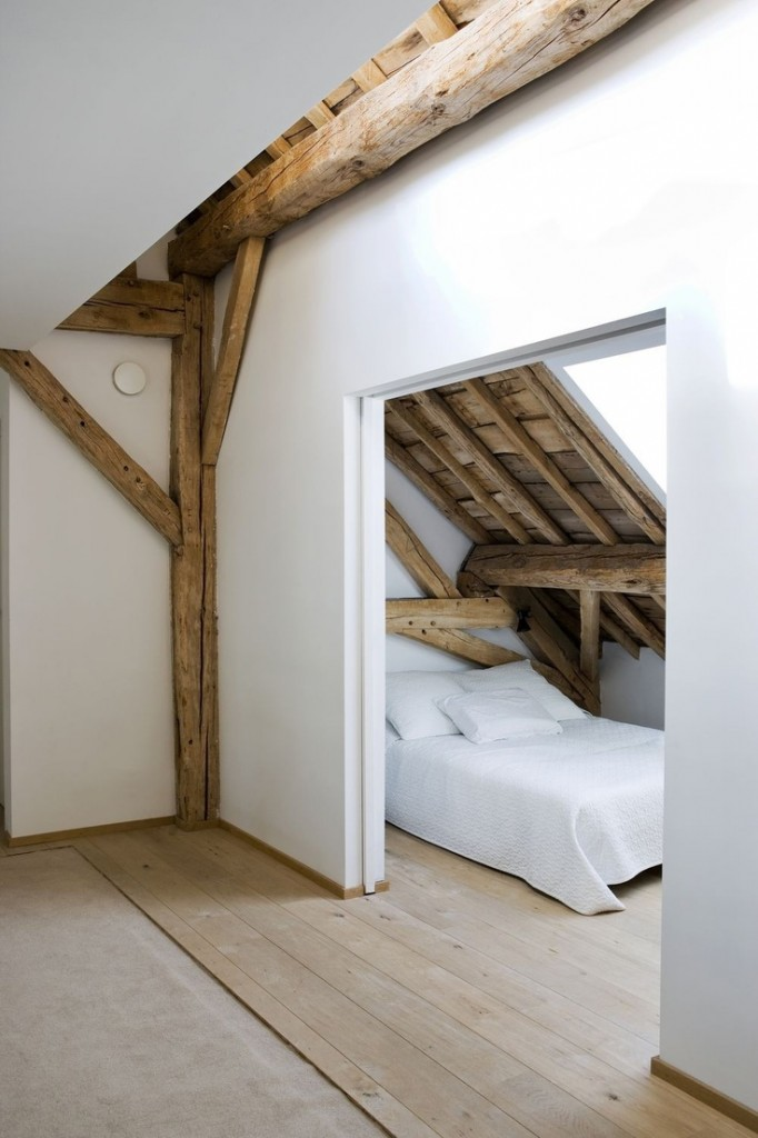 Attic Interior 682x1024 All You Ever Wanted To Know About The Most Famous Loft Conversions