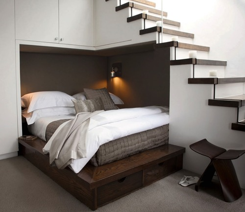 Understair Double Bed Tumblr Collection #2
