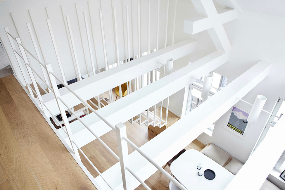 idunsgate hqroom ru 12 Airy Duplex at Oslo