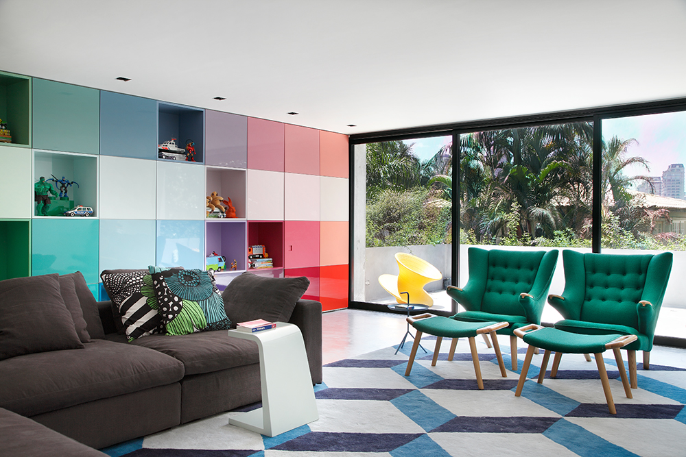 Vibrant And Playful Aesthetic in São Paulo