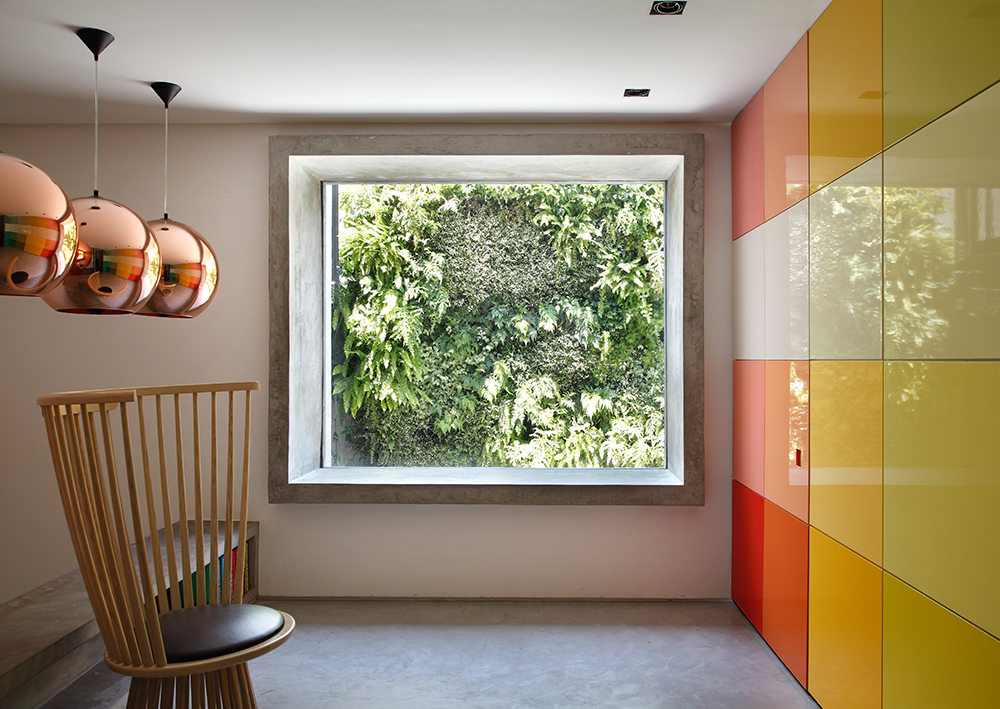 DM House Guilherme Torres Sao Paulo Architecture 9 Vibrant And Playful Aesthetic in São Paulo