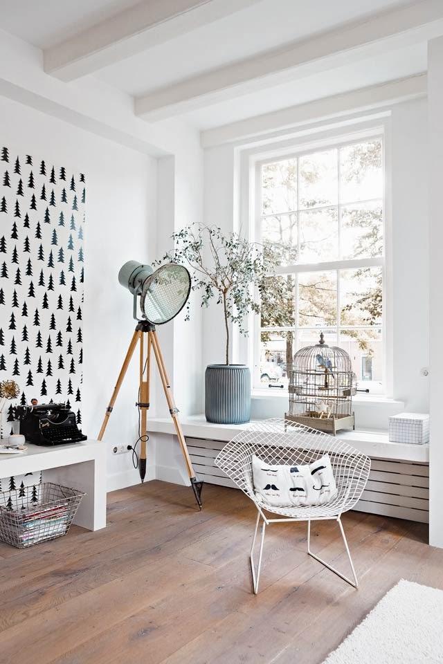 White Interior Tumblr Collection #3