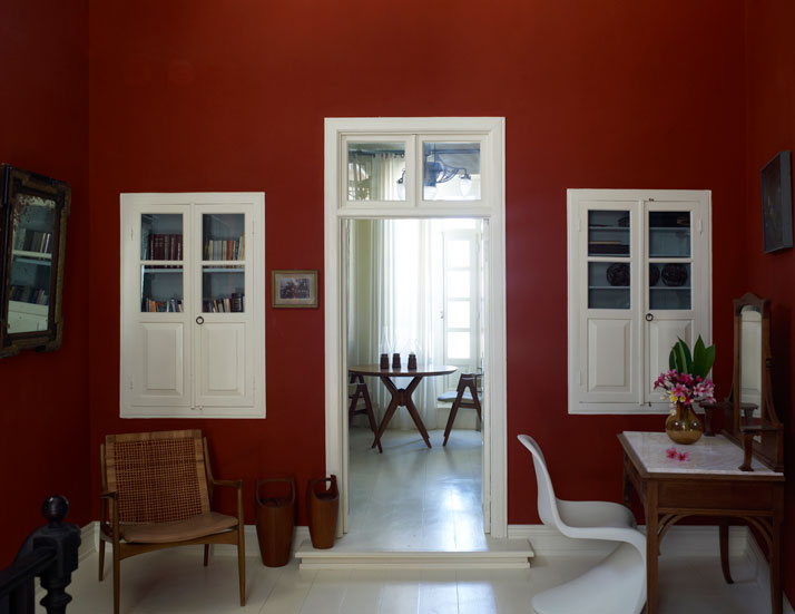 greek11 From 1890s Cement Tiles to Tulip Chairs