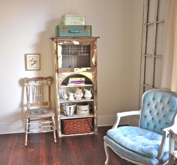vinted10 Vintage From The Scratch. Vanessas Home Renovation Project