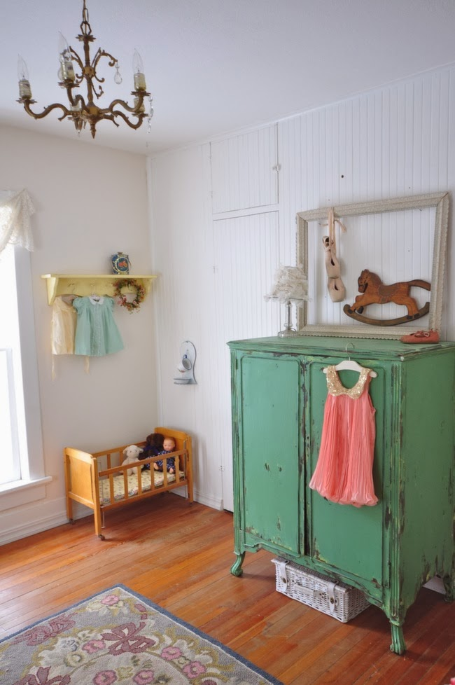 vinted16 Vintage From The Scratch. Vanessas Home Renovation Project