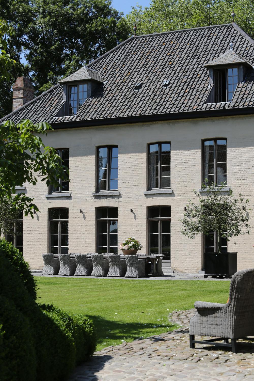 The Little Monastery in Belgium