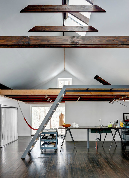 Awesome Loft 4 Simple Ways Architects Can Add Value to Your House