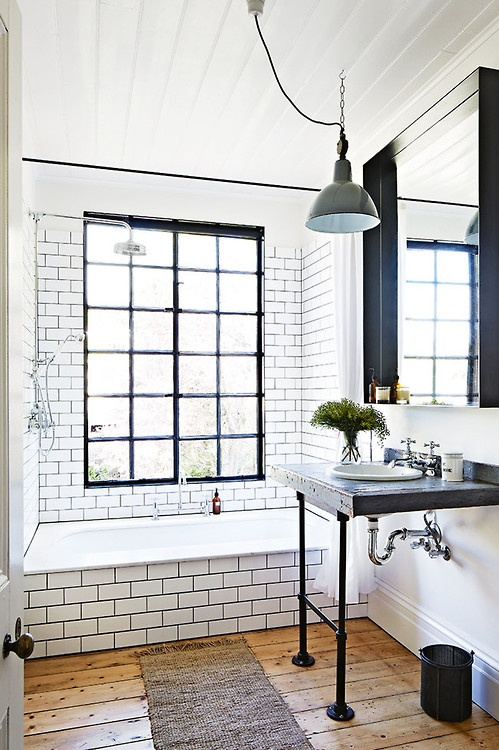 Bathroom With Vintage Pieces Bathroom Design: Top Trends to Try in 2020
