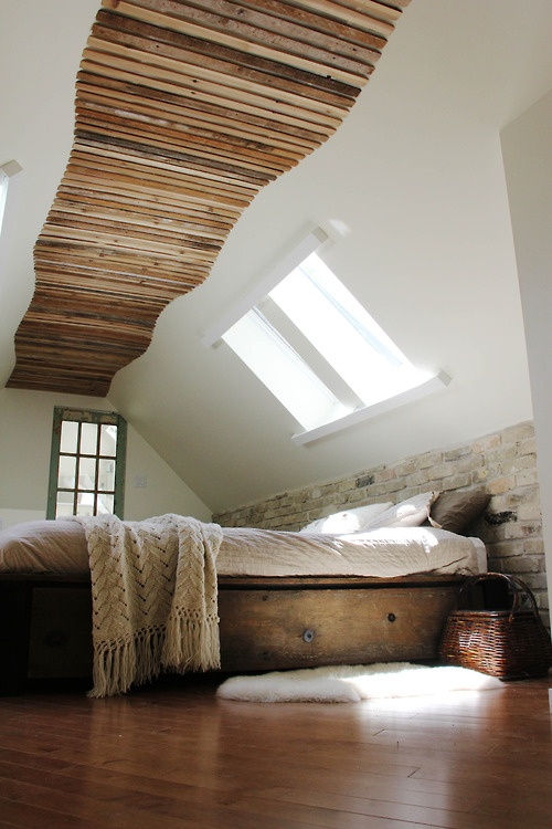 Bed 4 Things to Consider When Converting Your Loft