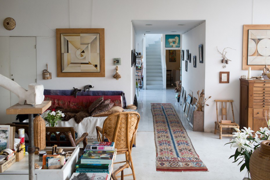 Freunde2 Warm Canal House in Amsterdam of 100 Years Old Lady